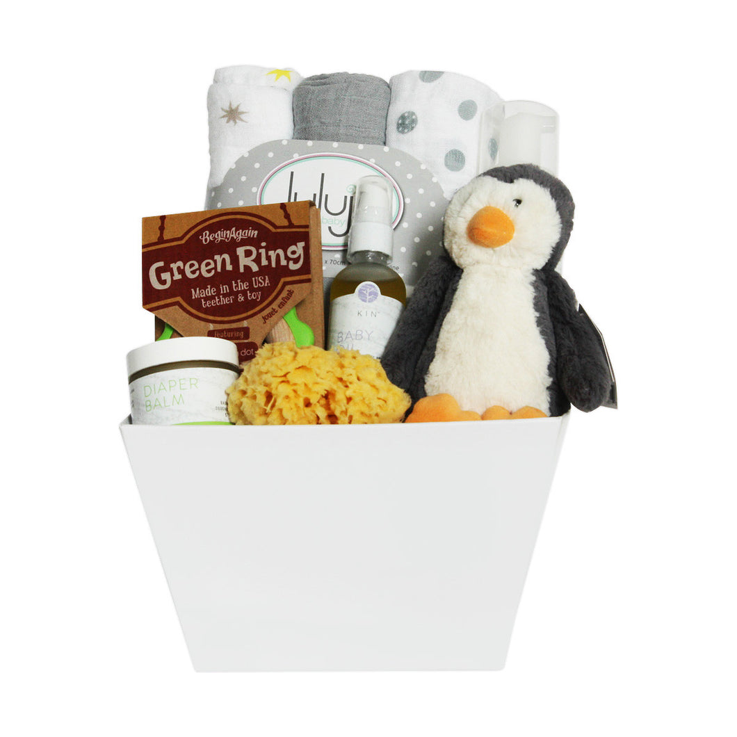 Bath Time with Baby Gift Baskets