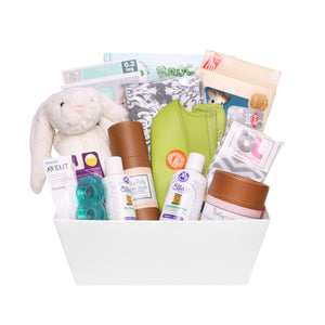 Baby Essentials Deluxe Gift Basket