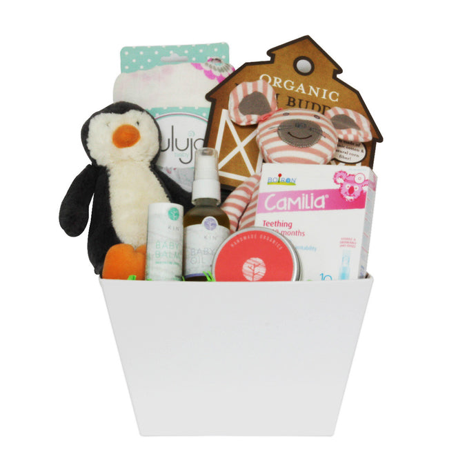 New Baby Gift Baskets Delivery