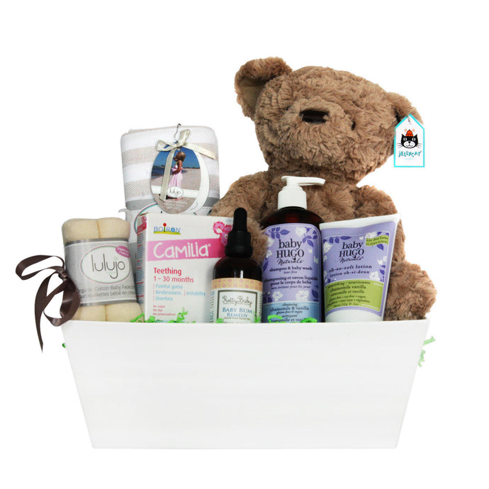 Bath Time Essentials for Baby Gifts