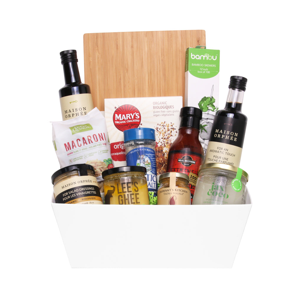 Deluxe Culinary Gift Basket | Jule's Baskets