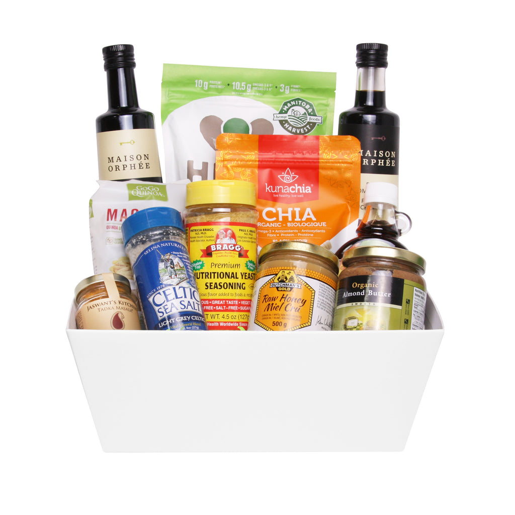 Culinary Staples Gift Basket | Jule's Baskets
