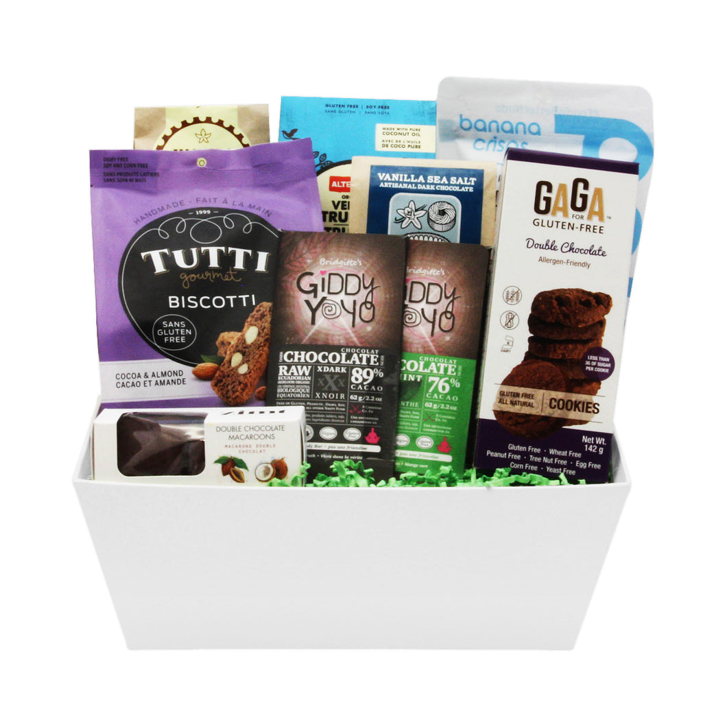 Chocolate Indulgent Gift Basket GTA Delivery