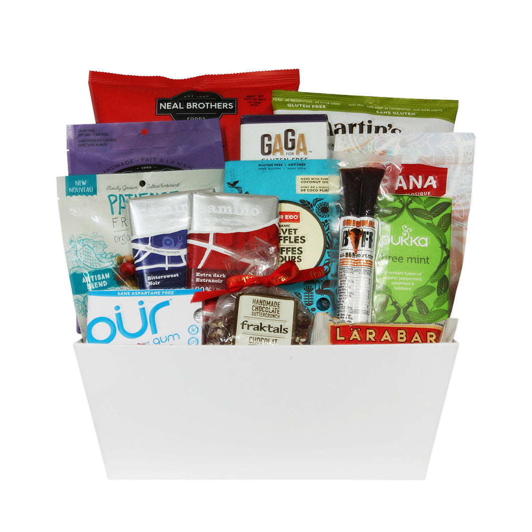 Holiday Office Sharing Basket