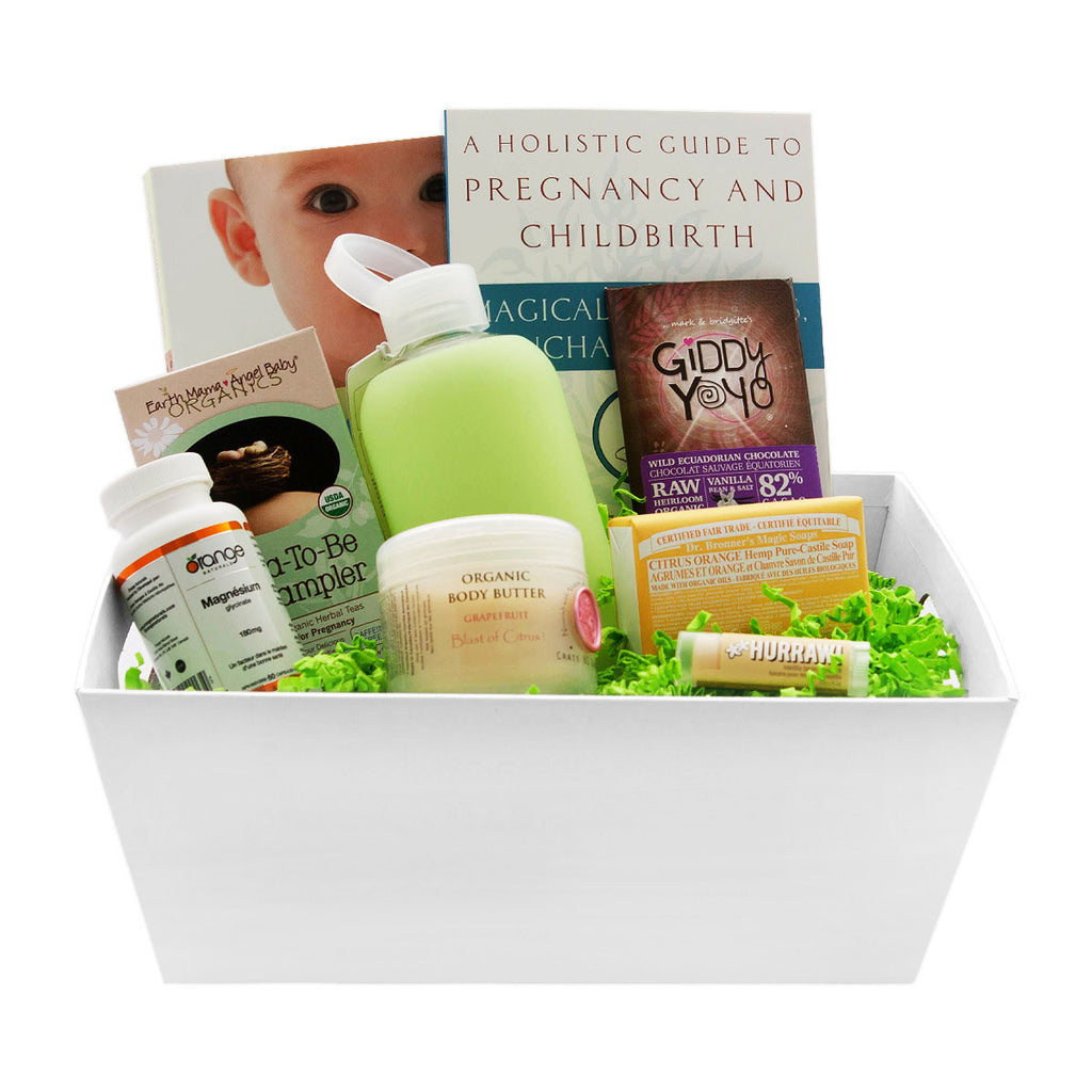 Healthy Gifts for Expectant Moms