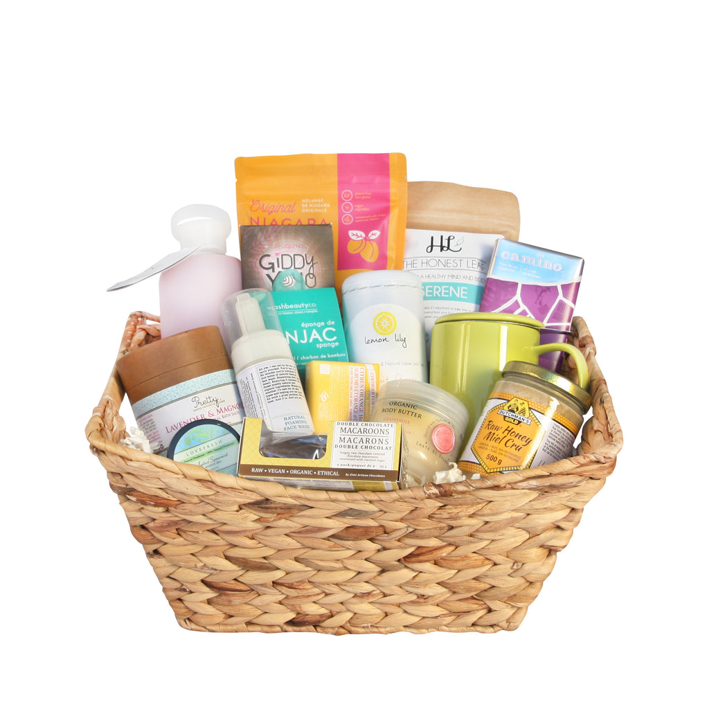 Housewarming {For Her} Gift Basket