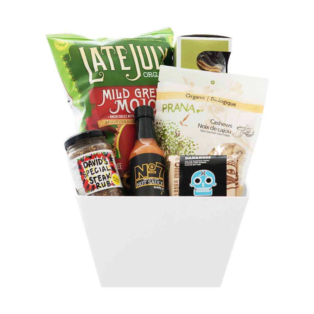 Gift Baskets for Him - Guys Night In