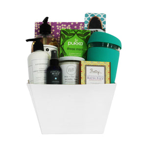 Gift Baskets to Relieve Stress