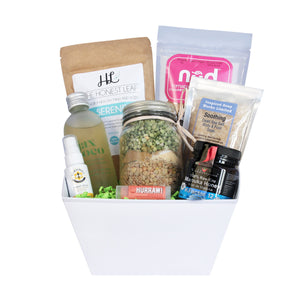 Be Well-Get Well Gift Basket