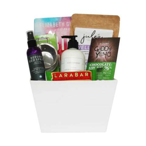 Gluten free vegan gift baskets toronto canada jules baskets gluten free rejuvenating lifestyle negle Choice Image