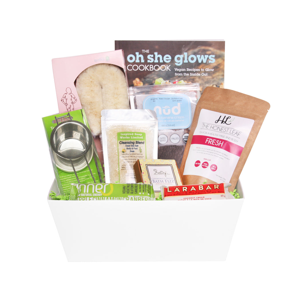 Vegan Lifestyle Gift Basket