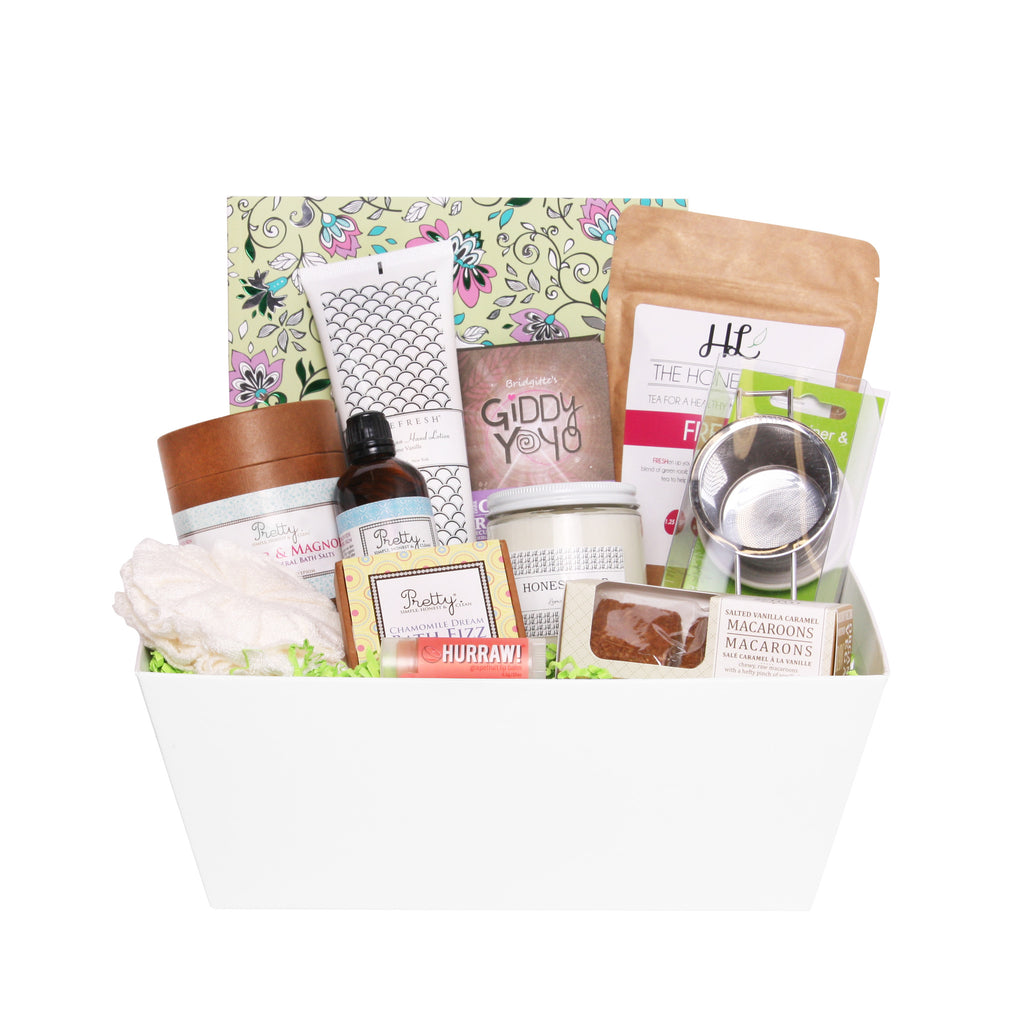 Rejuvenating Bliss Gift Basket