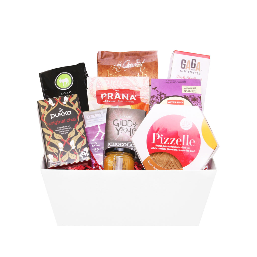 Holiday Morning Gift Basket