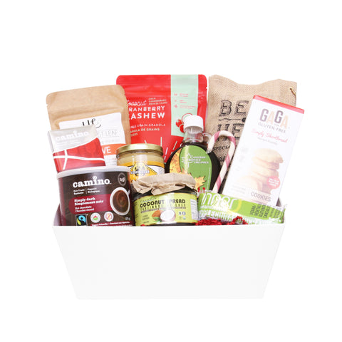 Holiday Breakfast Gift Basket