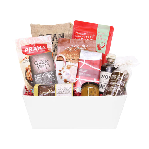 Holiday Sweet and Treats Basket