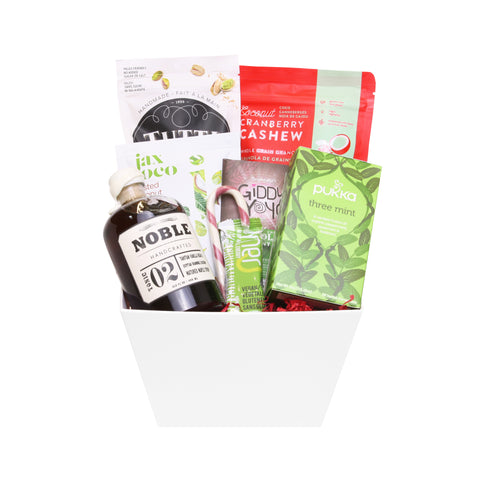 Vegan Holiday Sweets Basket