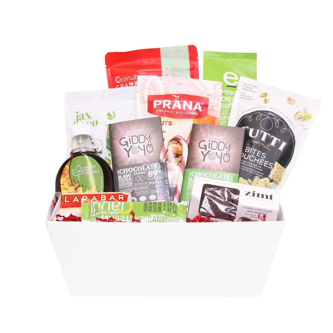Vegan Gift Baskets - Holiday