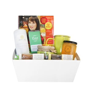 Tea Time with Julie Daniluk Gift Basket