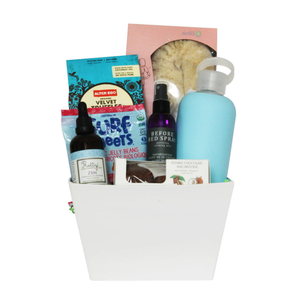 Self Care Gift Baskets Delivery Toronto