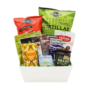 Meat Snacking Gift Baskets in Canada