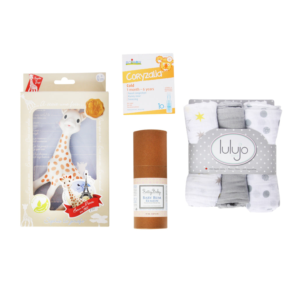 Healthy New Baby Gift Boxes