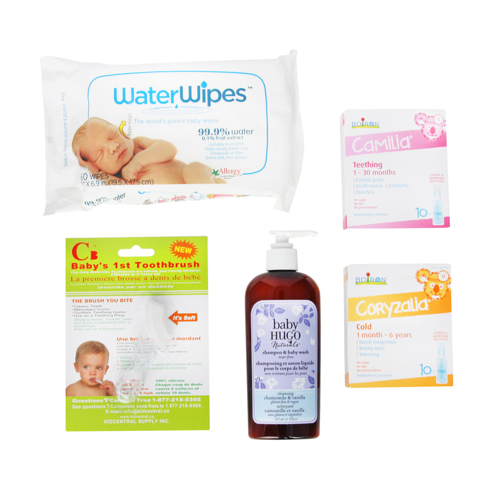 Healthy New Baby Gifts