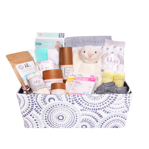 Unique Health Baby Basket