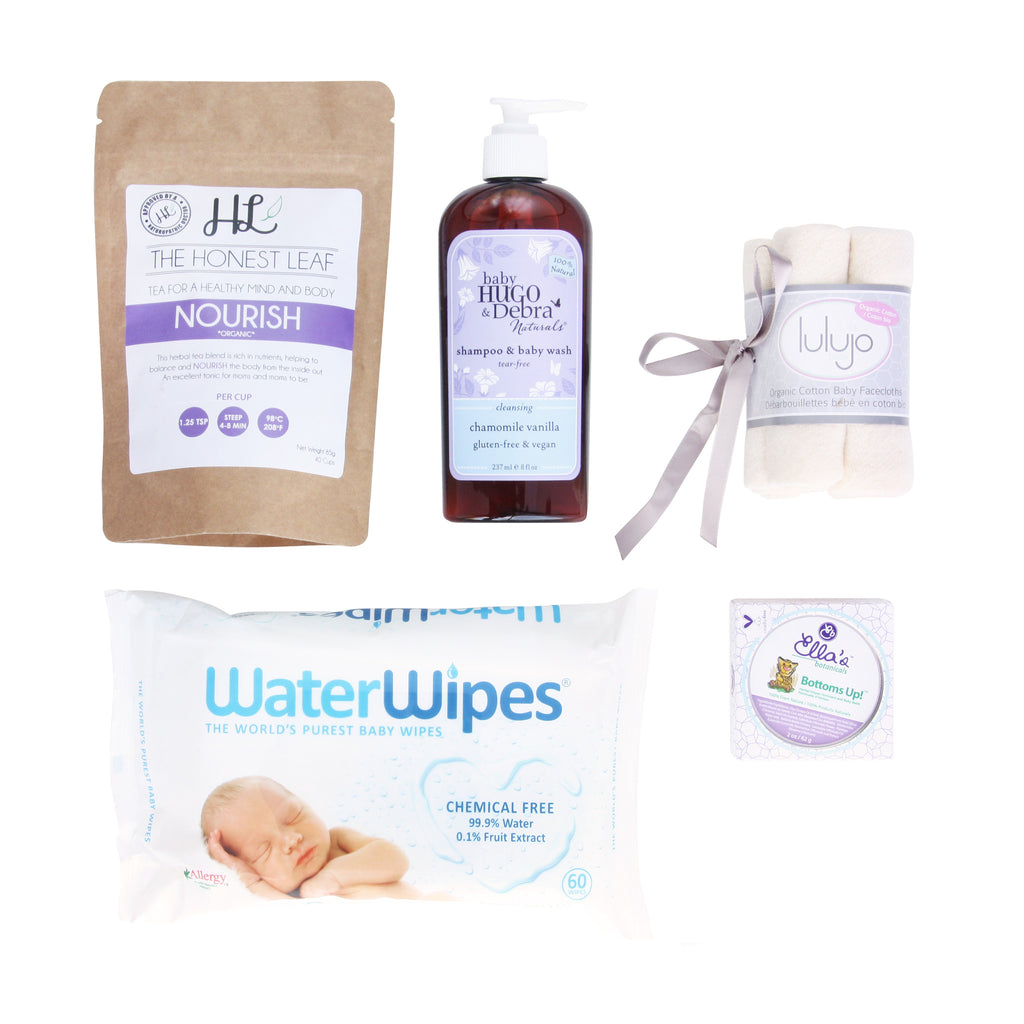 New Mom and Baby Essentials