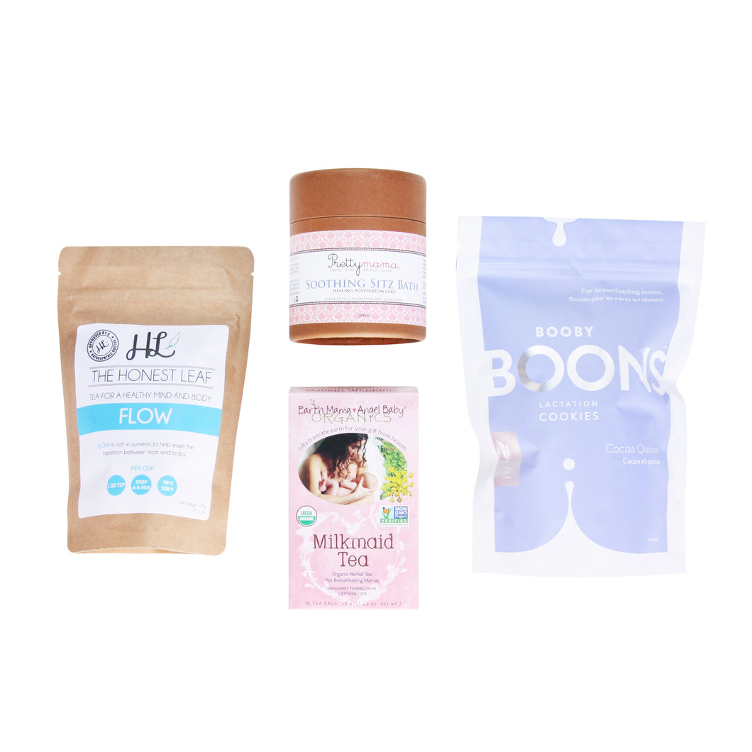 Baby Box new breastfeeding mom, Lactation