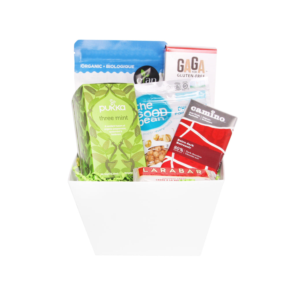 Gluten Free Snack Gift Baskets - Mindful Snacking