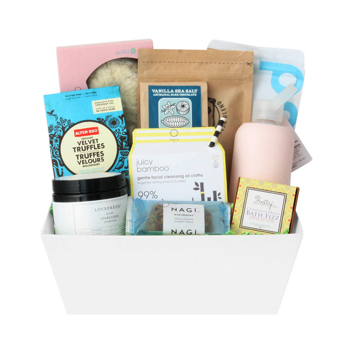 Healthy Birthday Gifts Gift Baskets Toronto Canada Jules Baskets