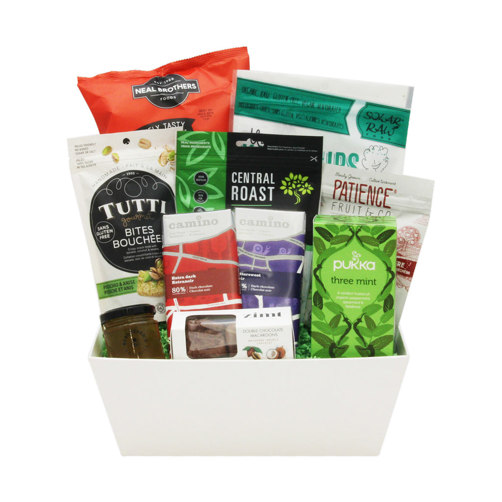 Snacking Gift Baskets Toronto Delivery