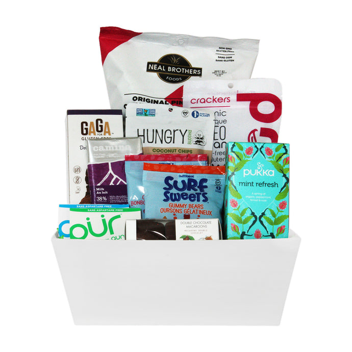 Sweet & Salty Snacking Gift Baskets
