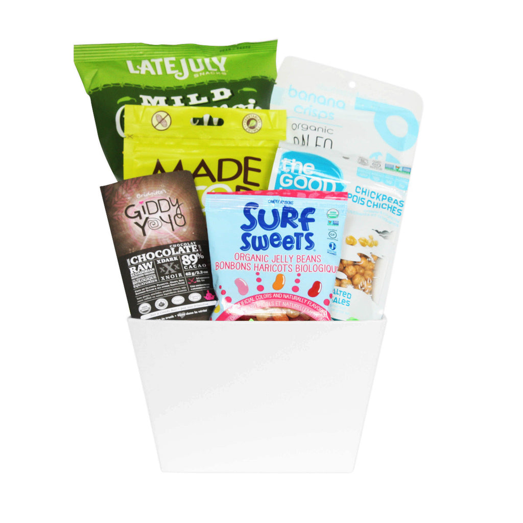 Gluten-Free Snacking Gift Baskets