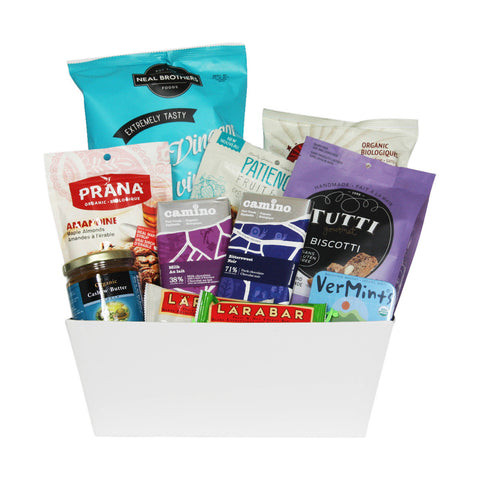 Gluten free vegan gift baskets toronto canada jules baskets 96 kosher snacking gluten free rejuvenating lifestyle negle Choice Image