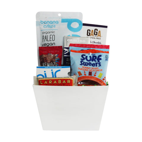 Gluten free vegan gift baskets toronto canada jules baskets sweets treats gluten free negle Choice Image