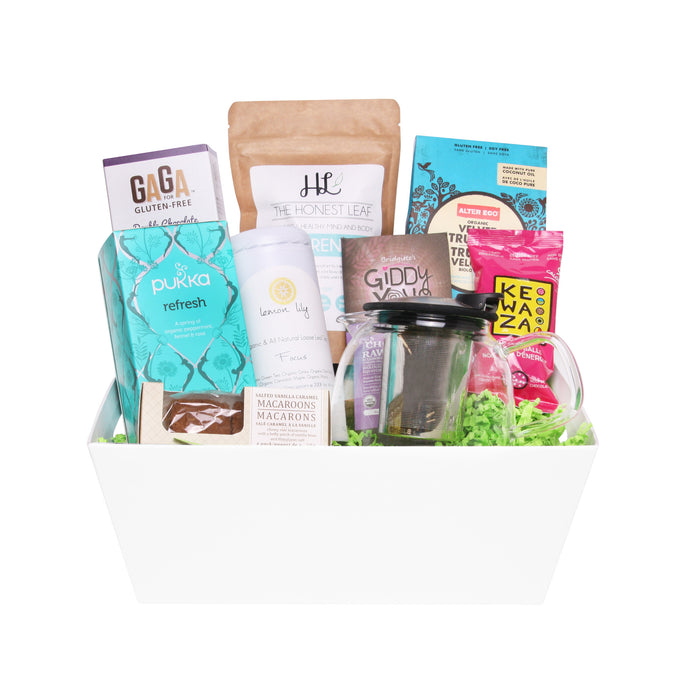 Tea Lover Gift Baskets