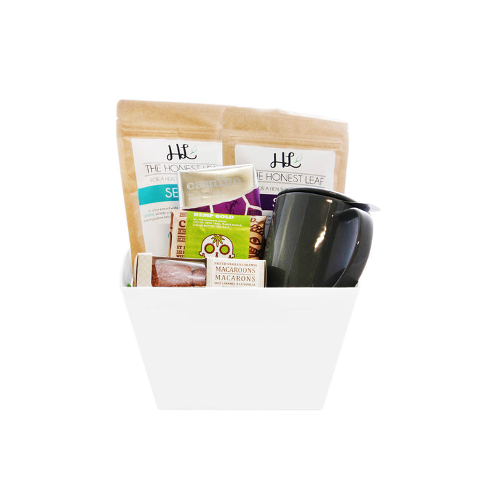 Relief Tea Lovers Gift Basket