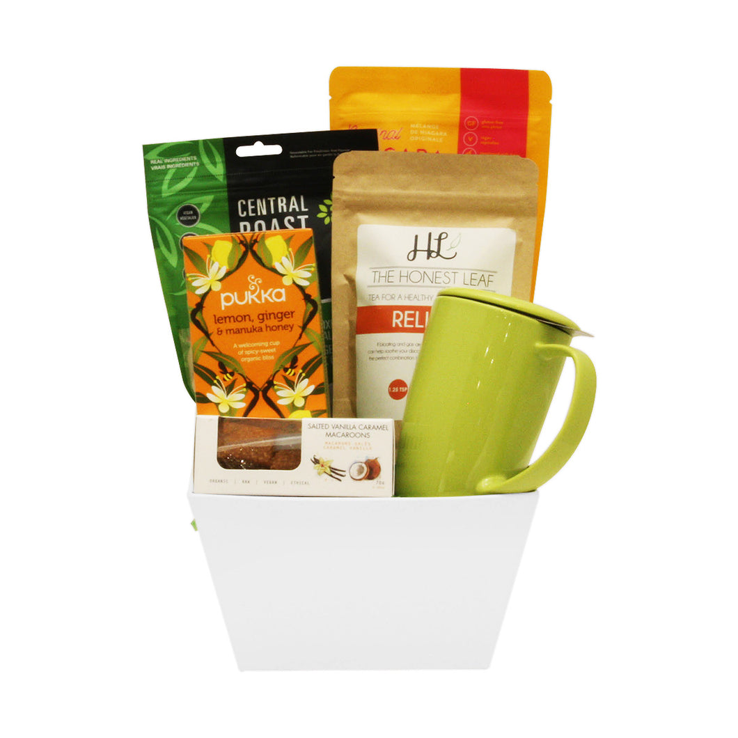 Tea Lover Gift Baskets Delivery