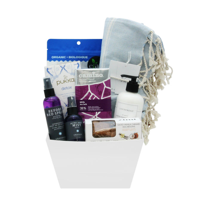 Vacation Bliss Gift Baskets