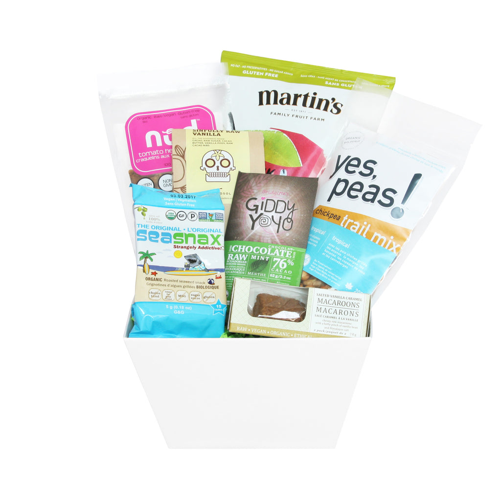 Vegan Sweets & Treats Gift Basket