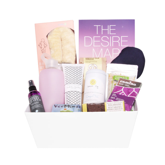 Healthy Lifestyle Gift Baskets for Her
