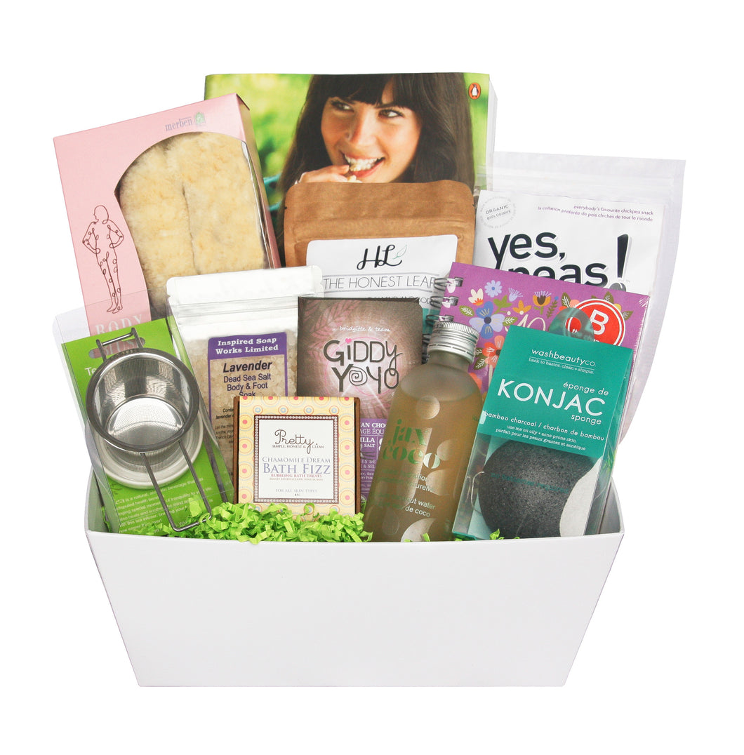 Joyous Large Gift Basket for Her