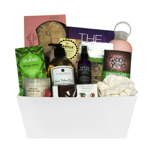 Relaxing Gift Baskets for Her