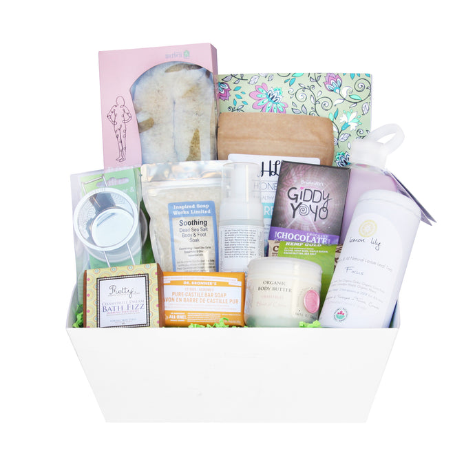 Everyday Living Gift Basket - Luxury Gift Baskets for Her