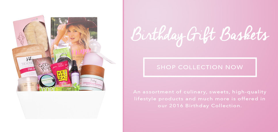 Healthy Gift Product for Birthday