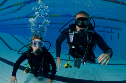 Discover Scuba Diving - Introductory classes