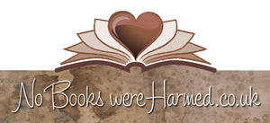 Logo of No Books Were Harmed