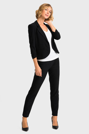 Load image into Gallery viewer, Black Bolero Jacket