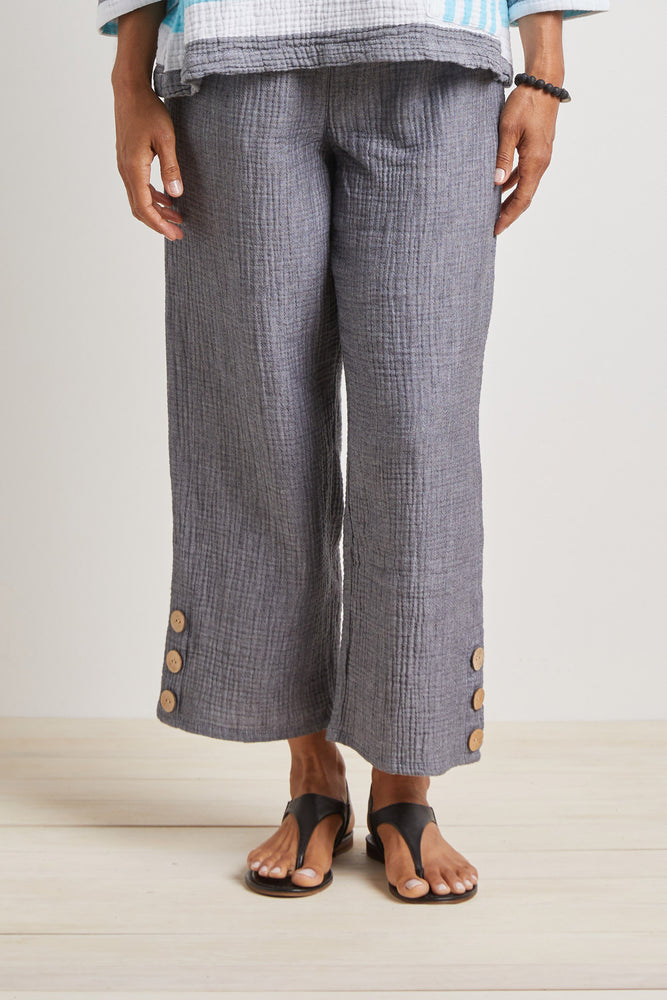 Double Faced Beach Pant